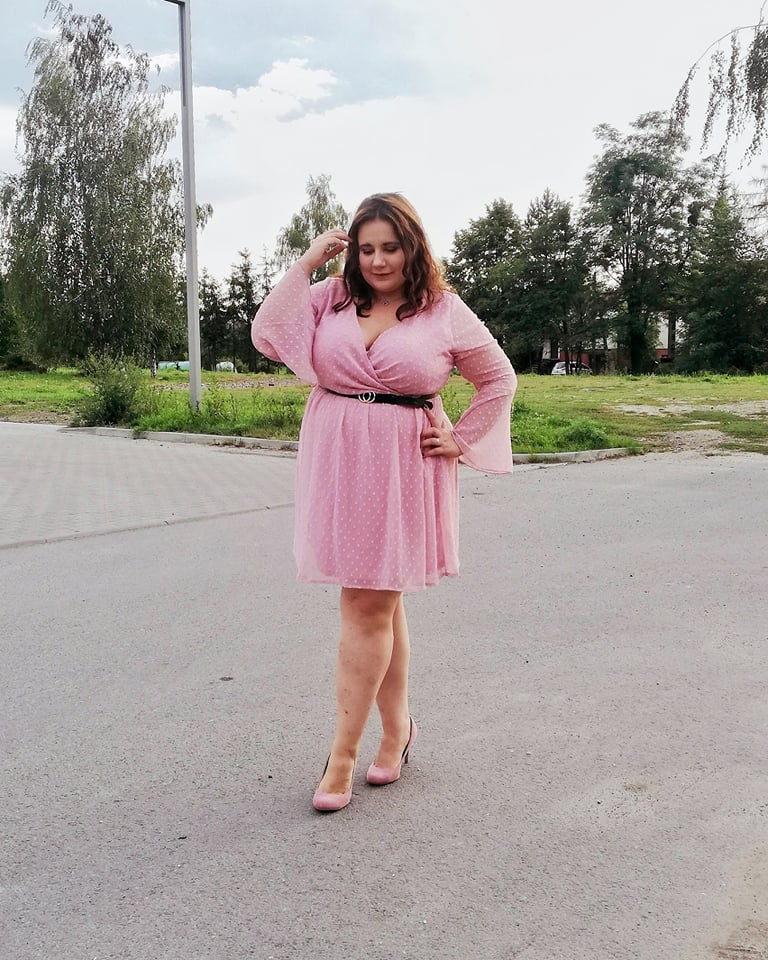 sukienka plus size Bonprix