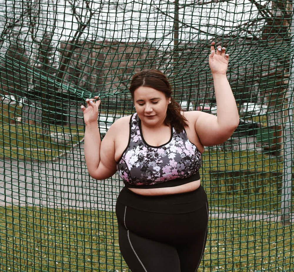 odzież sportowa plus size