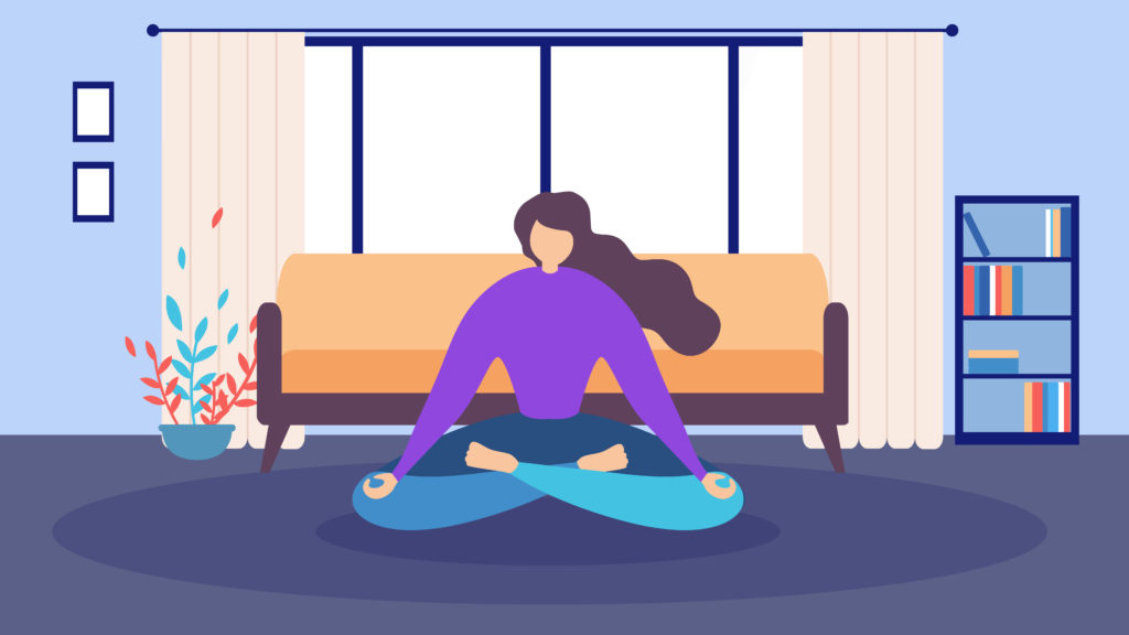joga w czasach koronawirusa